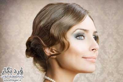 -زیبای-مو مدل های موی جدید زیبا نوروز96 آرایش مو خانه مد   وردنگار