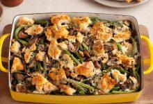 1377101169963-220x150 تهیه غذای Casserole یا لوبیا سبز به سبک ایتالیایی آشپزی شام غذاهای گیاهی   وردنگار