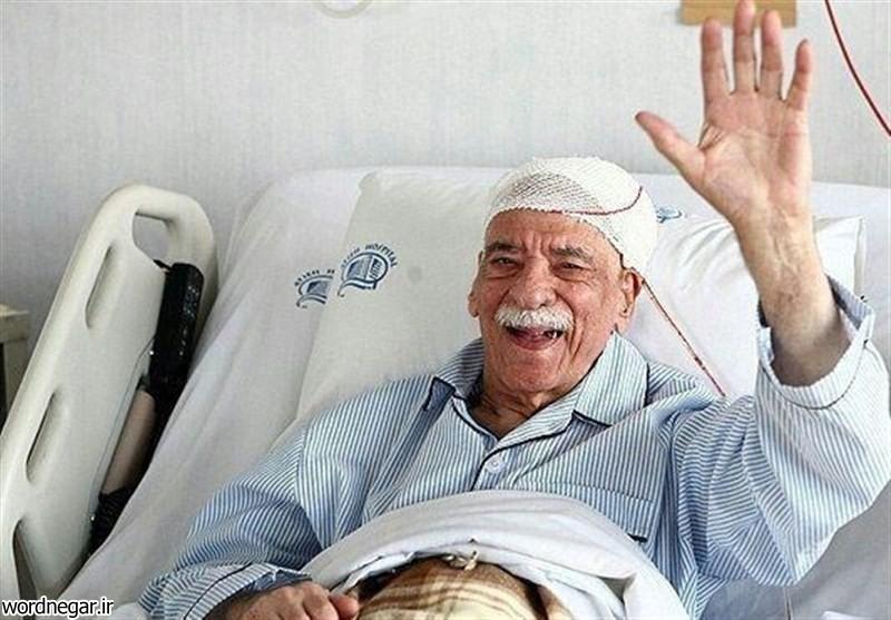 1396041123400826711290314 درگذشت عطاءالله بهمنش گزارشگر باسابقه تلویزیون تلویزیون سینمای ایران فرهنگ و هنر ورزش   وردنگار