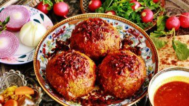 0-59-390x220 طرز تهیهی کوفته تبریزی بدون گوشت (گیاهی- وگان) آشپزی غذاهای ایرانی غذاهای گیاهی   وردنگار