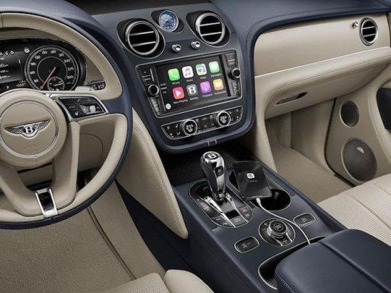 Bentley-Bentayga-Hybrid1-550x413 بنتلی بنتایگا هیبریدی معرفی شد دانش و فناوری مجله خودرو   وردنگار