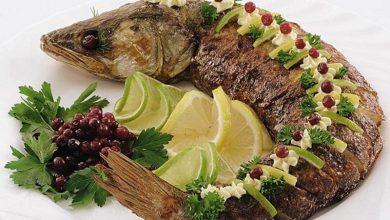 Fish-decoration-151-390x220 بهترین ماهی برای شام شب عید کدام است؟ تغذیه سالم سلامت   وردنگار