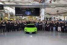 Lamborghini-Huracan-1-768x427-220x150 لامبورگینی و ساخت 10 هزار دستگاه هوراکان از آغاز تاکنون دانش و فناوری مجله خودرو   وردنگار
