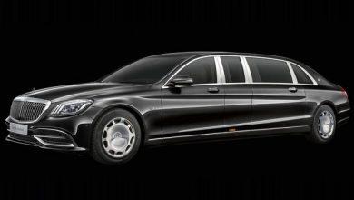 Mercedes-Benz-S650_Pullman_Maybach-2019-1-390x220 رونمایی از میباخ S650 پولمن 2019 تصاویر خودرو دانش و فناوری مجله خودرو   وردنگار
