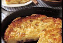 apple-skillet-cake-220x150 آموزش طرز تهیه کیک سیب برای صبحانه یا عصرانه آشپزی کیک ها   وردنگار