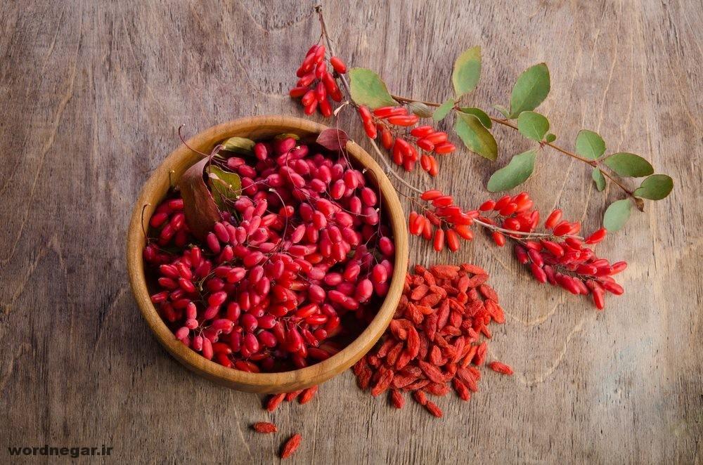 barberry-05 فواید سلامتی مصرف زرشک برای بدن تغذیه سالم سلامت   وردنگار