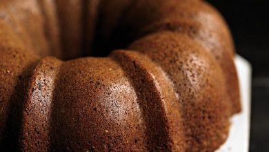 chocolate-bundt-cake-390x220 آموزش طرز تهیه بانت کیک شکلاتی آشپزی کیک ها   وردنگار