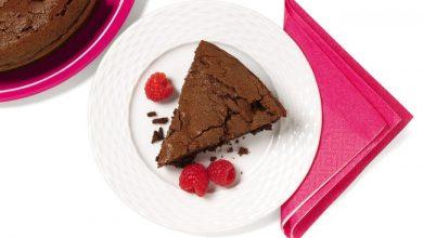 flourless-chocolate-cake-i-390x220 چگونه کیک شکلاتی بدون آرد درست کنیم؟ آشپزی کیک ها   وردنگار