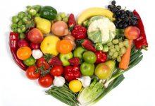 fruit_and_vegetable_heart_shutterstock__medium_4x31-220x150 معرفی 15 مادهی غذایی برای کاهش خطر ابتلا به بیماری های قلبی تغذیه سالم سلامت   وردنگار