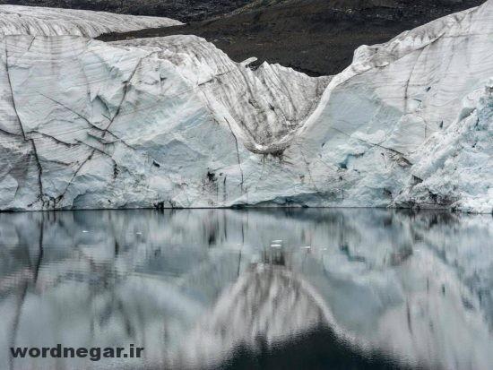 glacier-2-550x413 هشدار بیش از 20 هزار دانشمند در خصوص آینده بشریت جالب ترین ها دانستنی های علمی دانش و فناوری سرگرمی   وردنگار