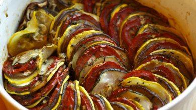 ratatoei-390x220 طرز تهیه راتاتویی (گیاهی- وگان) آشپزی غذاهای گیاهی نهار   وردنگار