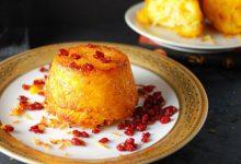 31-12-730x540-220x150 ته چین قالبی با برنج وحشی و قهوه ای بدون گوشت برای گیاهخواران آشپزی شام غذاهای گیاهی   وردنگار