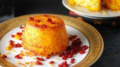 31-12-730x540-390x220 ته چین قالبی با برنج وحشی و قهوه ای بدون گوشت برای گیاهخواران آشپزی شام غذاهای گیاهی   وردنگار