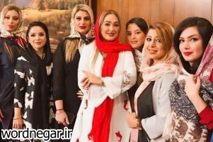 5makeup افتتاح سالن زیبایی شیرین مقدم در مشهد با حضور بازیگران زن سینما و تلویزیون تلویزیون سینمای ایران فرهنگ و هنر   وردنگار