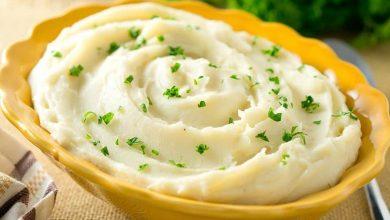 64-How-To-Make-Creamy-Mashed-Potatoes-Delicious-Side-Dishe-390x220 آموزش نوعیخوراک باسیب زمینی شیرین + ارزش غذایی آشپزی غذاهای گیاهی   وردنگار