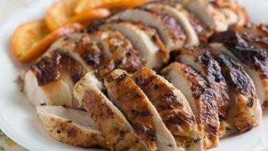 93ac5089-12a9-479a-81bf-856d3e62fc50-390x220 سینه کبابی بوقلمون یا استیک بوقلمون :یک شام خوشمزه و بی نظیر آشپزی شام   وردنگار