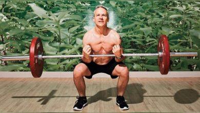 AAtoTCx-390x220 چگونه یک مرد می تواند 50 پوند از وزنش را کم کند و آن را تا بعد از 50 سالگی حفظ نماید تمرینات ورزشی و تناسب اندام تناسب اندام و رژیم درمانی سلامت ورزش   وردنگار