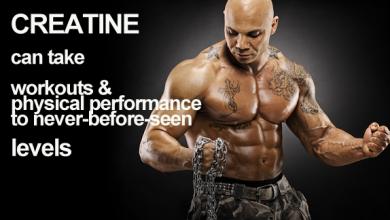Creatine-powder-BODYBUILDING-DIET-390x220 راههای کاهش سطح کراتینین خون تمرینات ورزشی و تناسب اندام سلامت مطالب سلامت ورزش   وردنگار