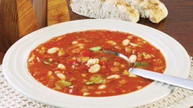 beany-minestrone-soup-recipe-HC-011818-390x220 طرز تهیه سوپ سبزی و لوبیا آشپزی سوپ ها   وردنگار