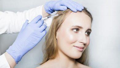 botox-for-hair-scalp-injection-390x220 بوتاکس مو یا نانو کراتین گلد چیست و چه فوایدی دارد؟ خانه مد سلامت پوست و مو   وردنگار
