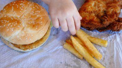 child-eating-unhealthful-foods-390x220 تاثیر رژیم غذایی بر سلامت، شادی و سلامت روان کودکان تغذیه سالم خانه کودک سلامت کودک سالم   وردنگار