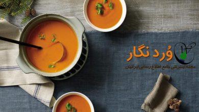 curried-carrot-lentil-soup-390x220 طرز تهیه سوپ هویج و عدس با ادویه کاری آشپزی سوپ ها   وردنگار
