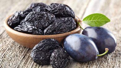 dried-plums-390x220 33 غذای آرامش بخش برای آرتریت روماتوئید تغذیه سالم سلامت طب سنتی و داروهای گیاهی   وردنگار