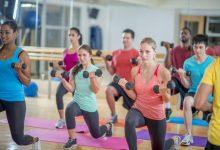 fitness-class-220x150 تمرینات تناسب اندام گروهی باعث بهبود کیفیت زندگی می شود تمرینات ورزشی و تناسب اندام ورزش   وردنگار