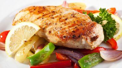 grilled-chicken-390x220 خوش طعم کردن سینه مرغ با سس لیمو و پیاز آشپزی شام   وردنگار