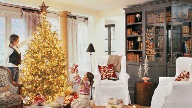 image-15-390x220 16 دکور زیبا برای جشن کریسمس خانه مد دکوراسیون سبک زندگی مهارت های زندگی   وردنگار