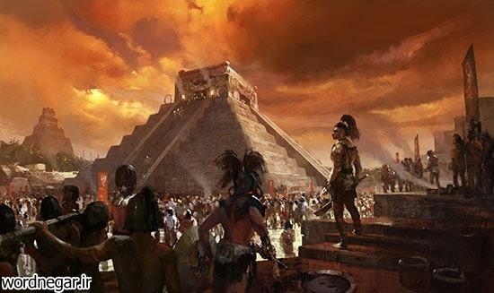 unnamed-29 تمدن مایا تمدنی پیشرفته با حقایقی جالب جهانگردی عجایب جهان گردشگری   وردنگار